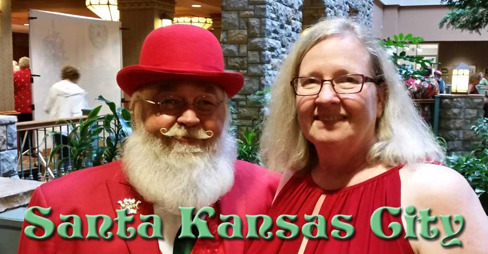 Santa visit St. Joe, MO or Kansas City MO